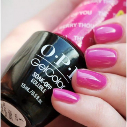 OPI Gel Colour - The Berry Thought of You 15ml [OPGCA75]