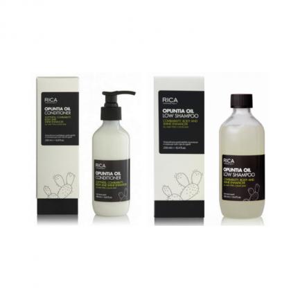 RICA Opuntia Oil Set (Shampoo+Cond) [RCA175+RCA173]