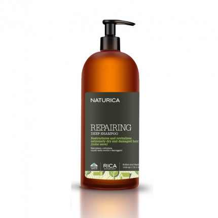 RICA Repairing Deep Shampoo 1000ml** [RCA110]