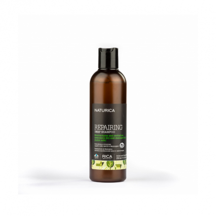 RICA Repairing Deep Shampoo 250ml** [RCA111]