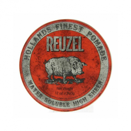 REUZEL Red Pomade Water Soluble - 12OZ/340G [RZ202]