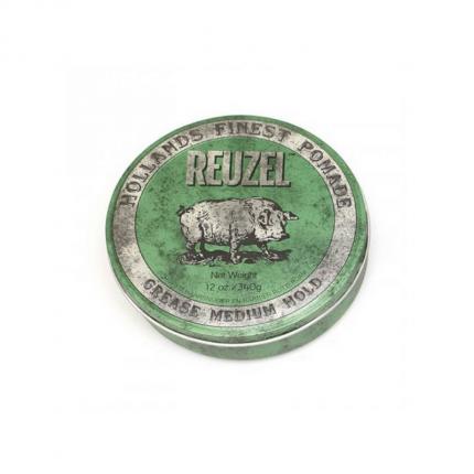 REUZEL Green Pomade Grease - 12OZ/340G [RZ205]