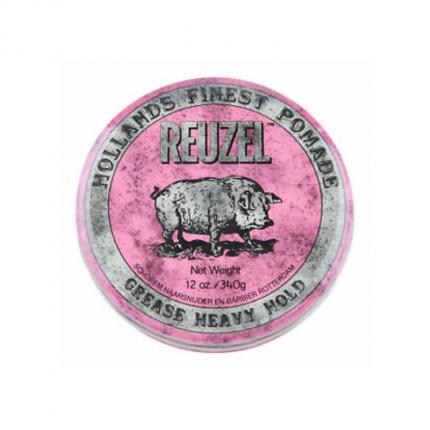REUZEL Pink Heavy Grease - 12OZ/340G [RZ208]