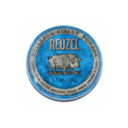 REUZEL Blue Strong Hold Water Soluble - 1.3OZ/35G [RZ209]
