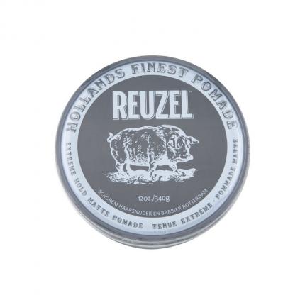 REUZEL Extreme Hold Matte Pomade - 12OZ/340G [RZ218]