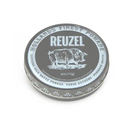 REUZEL Extreme Hold Matte Pomade - 4OZ/113G [RZ217]