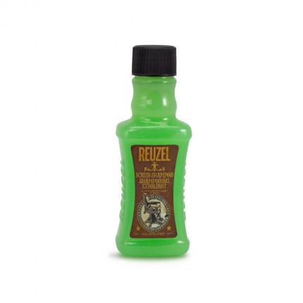 REUZEL Scrub Shampoo - 3.38OZ/100ML [RZ502]
