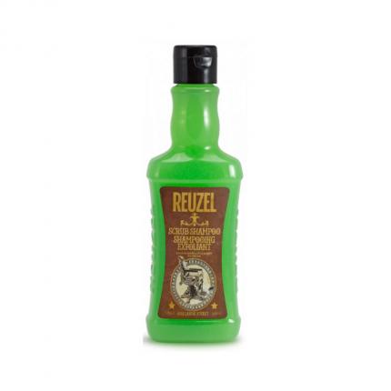 REUZEL Scrub Shampoo - 11.83OZ/350ML [RZ503]