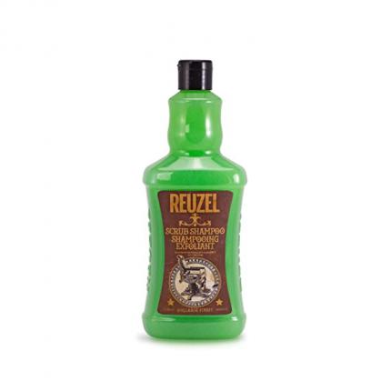 REUZEL Scrub Shampoo - 33.81OZ/1000ML [RZ504]