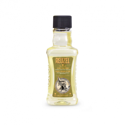 REUZEL 3-in-1 Shampoo - 3.38OZ/100ML [RZ505]