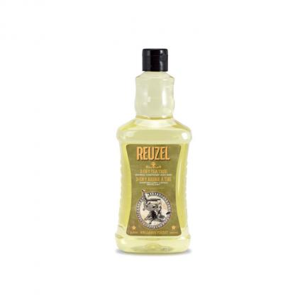REUZEL 3-in-1 Shampoo - 33.81OZ/1000ML [RZ507]