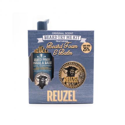 REUZEL Beard Try Me Kit [RZ6021]