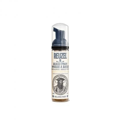 REUZEL Wood & Spice Beard Foam - 2.5OZ/70ML [RZ604]