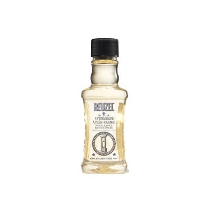 REUZEL Wood & Spice Aftershave - 3.38OZ/100ML [RZ605]