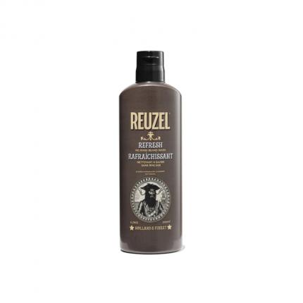 REUZEL Refresh No Rinse Beard Wash - 6.76OZ/200ML [RZ610]
