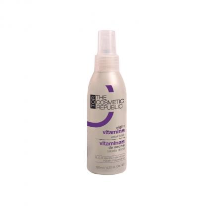 TheCosmeticRepublic Democosmetics Night Restructuring Vitamins 125ml Hair Loss Dermocosmetics (N) [TCR1421]