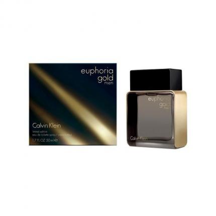CK Euphoria Gold Men EDT 50ml [YC111]