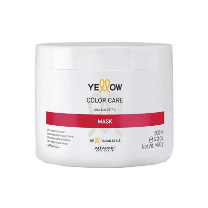 Yellow Color Care Mask 500ml [YEW564]