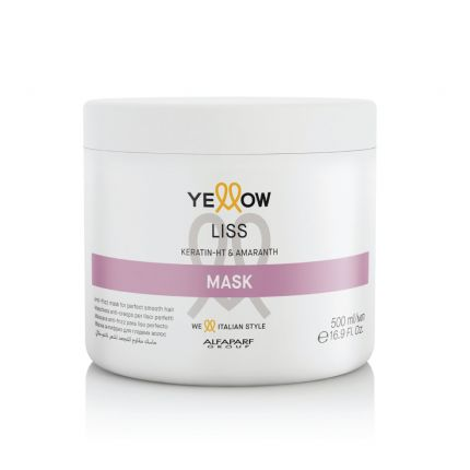 Yellow Liss Therapy Mask 500ml [YEW583]