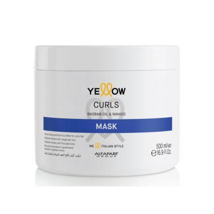 Yellow Curls Mask 500ml [YEW5945]