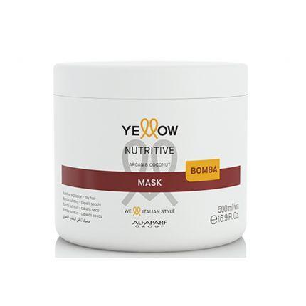 Yellow Nutritive Mask 500ml [YEW574]