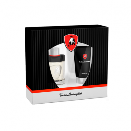 Tonino Lamborghini Invincible Gift Set EDT+ S.Gel [YL843]
