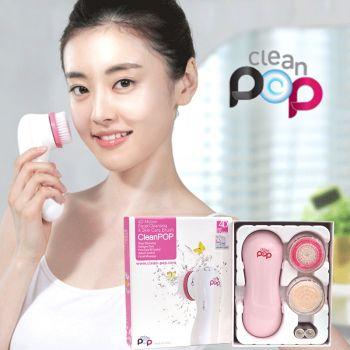 Clean Pop 4D Cleanser Set Pink [!CP10]