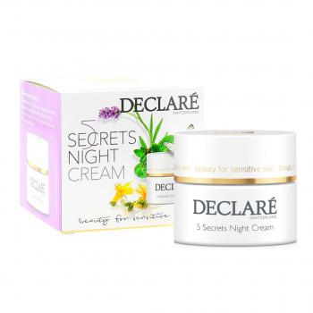 Declare Stress Balance 5 Secrets Night Cream 50ml [DC106]