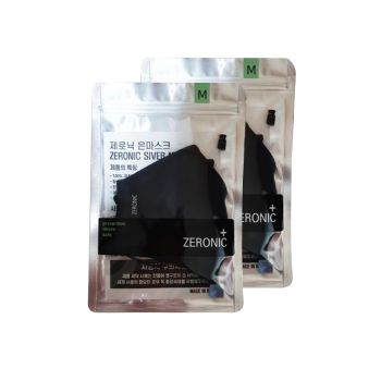 [Any 2 for RM99] ZERONIC Silver Mask S/M/L [ZER-any2]