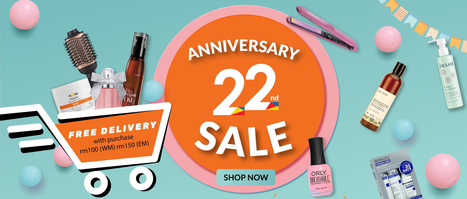 Shins Anniversary 22