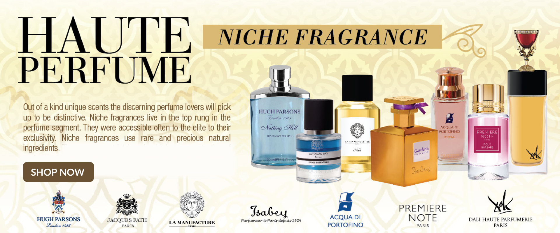 Haute PerfumeS